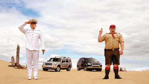 2006 ford explorer eddie bauer, 2006 jeep commander limited