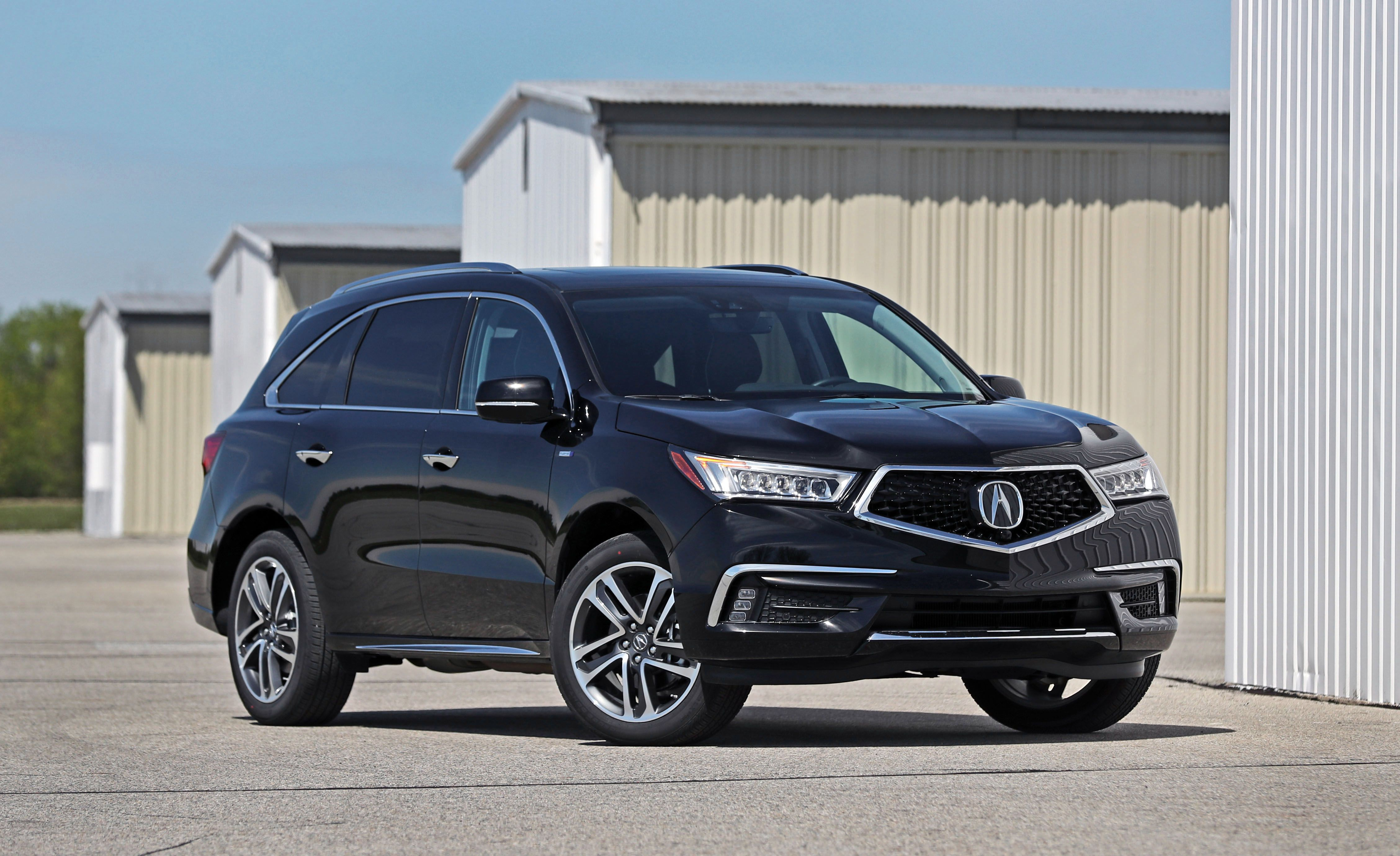 2019 Acura Mdx Review Pricing And Specs