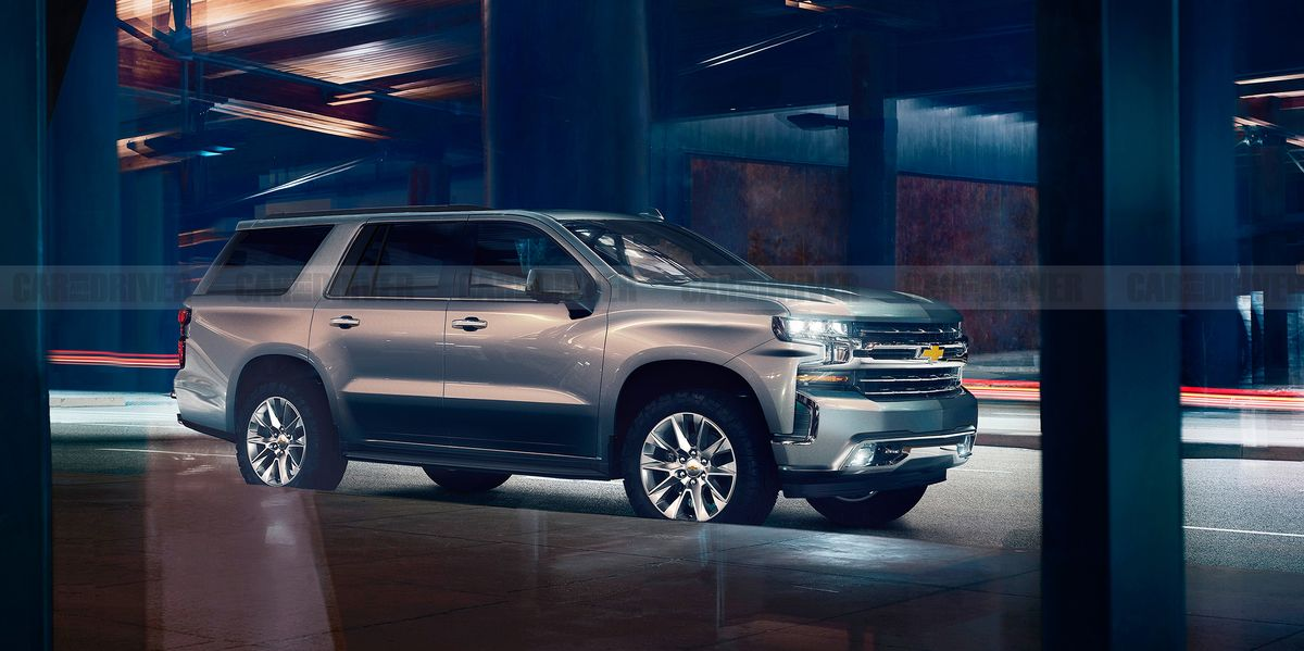 Chevy Suburban Lease >> 2021 Chevrolet Tahoe – Future Full-Size SUV