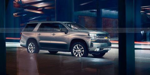 2021 Chevrolet Tahoe – Future Full-Size SUV