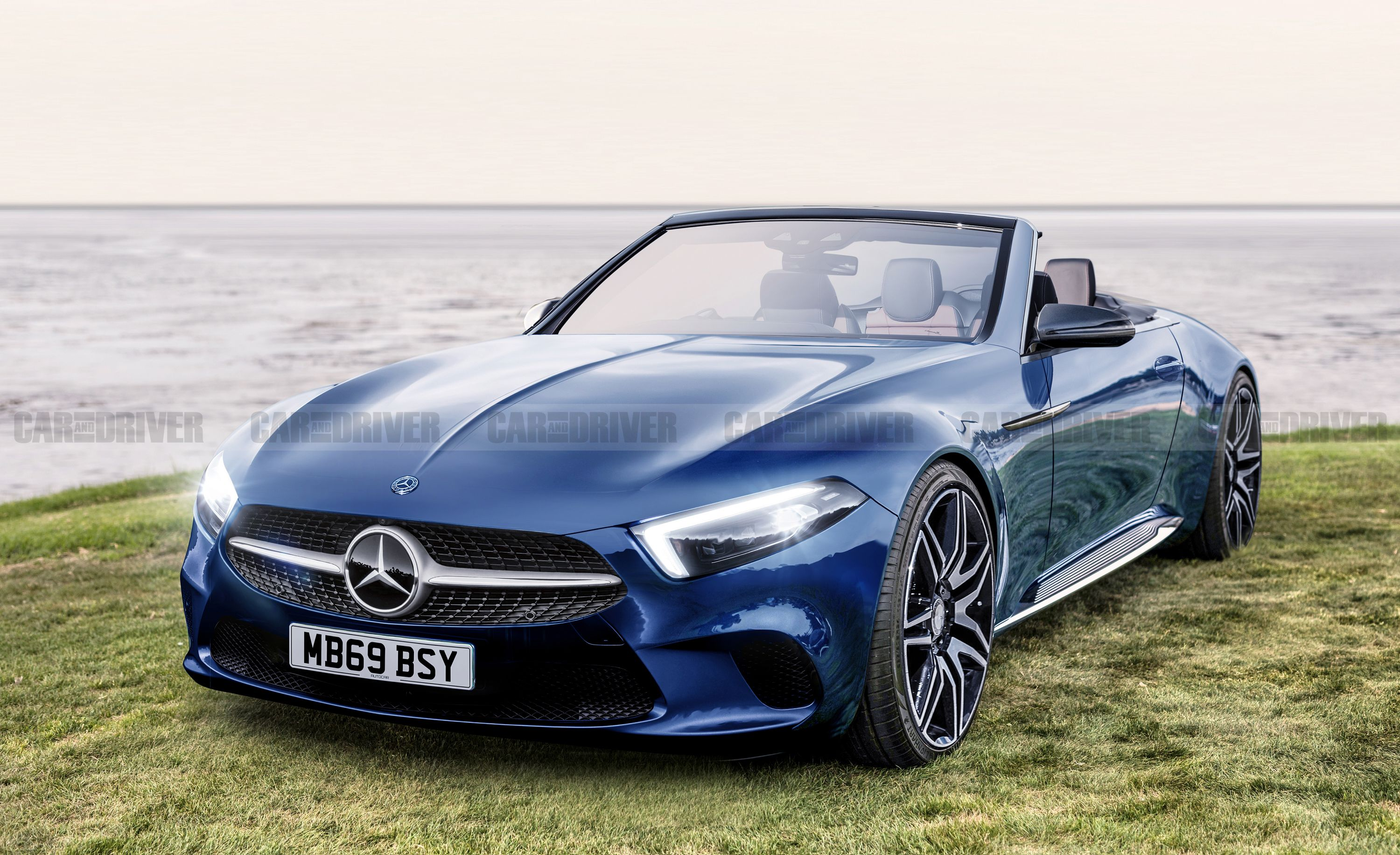 2022 Mercedes Amg Sl Class What We Know So Far