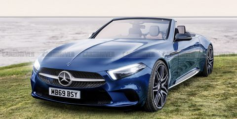2022 Mercedes Benz Sl Class Next Generation Roadster