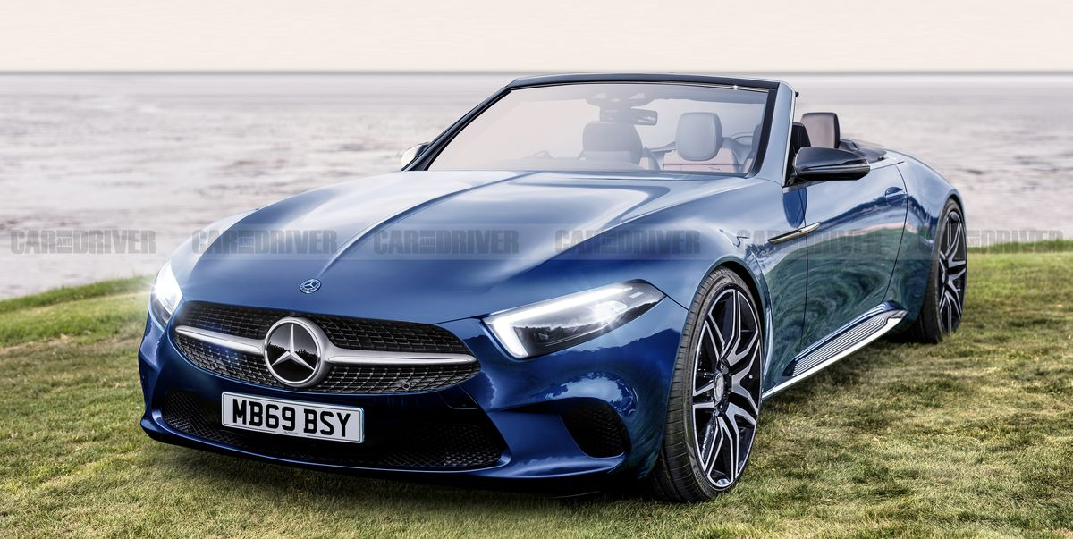 2022 Mercedes-Benz SL-Class – Next-Generation Roadster