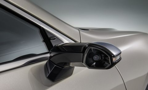 Why Car Designers Are Waging War against Side Mirrors