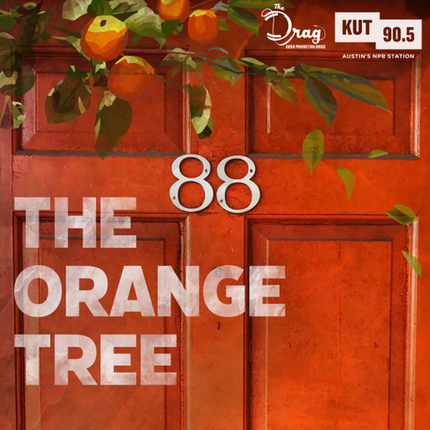 the orange tree podcast cover