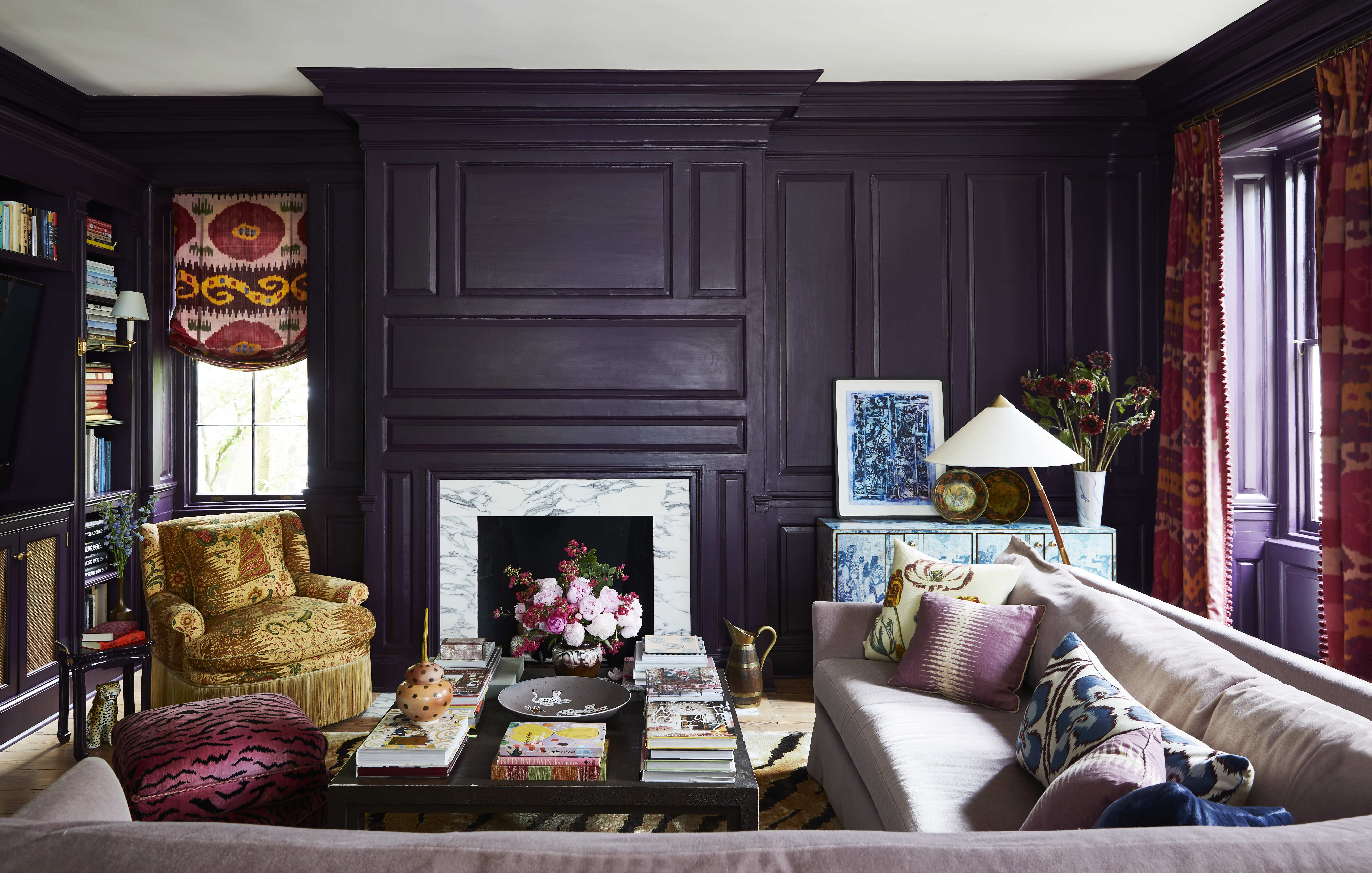 62 Unexpected Room Colors 2021 Best Room Color Combinations