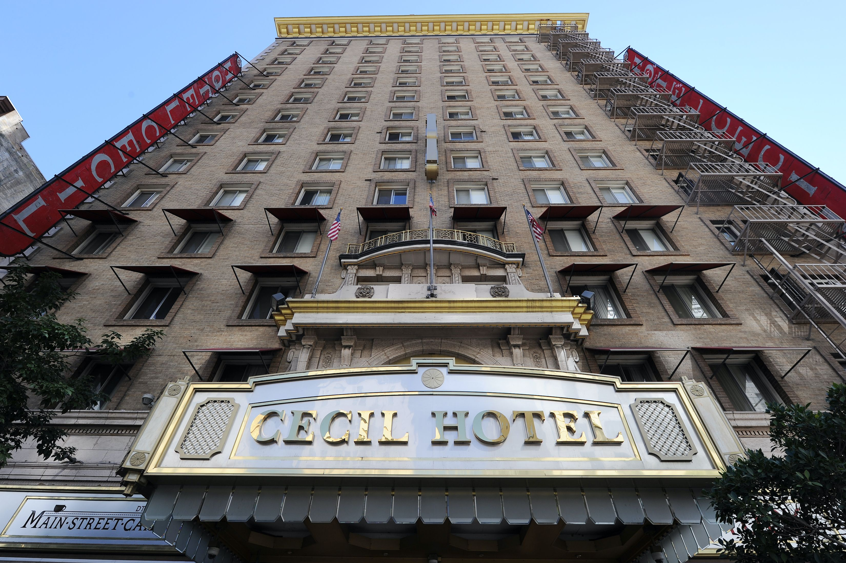Image result for cecil hotel