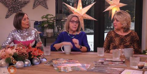 Cécile Narinx bij Koffietijd