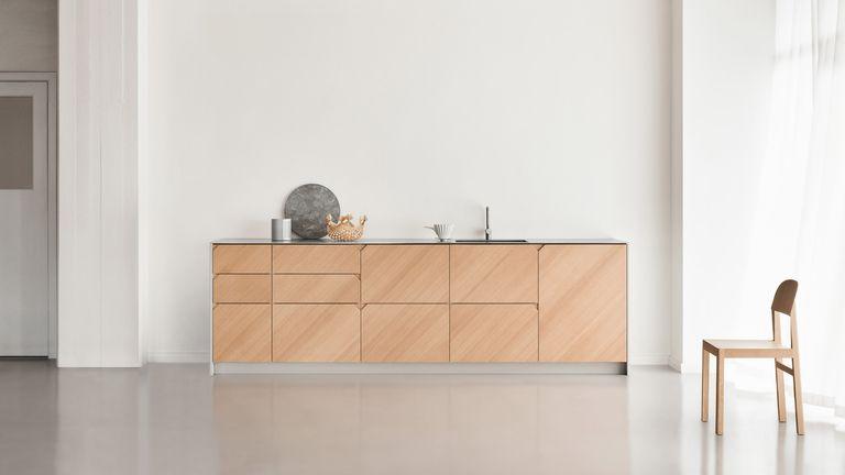 Gli armadi Ikea Metod diventano una cucina progettata da Cecilie ...