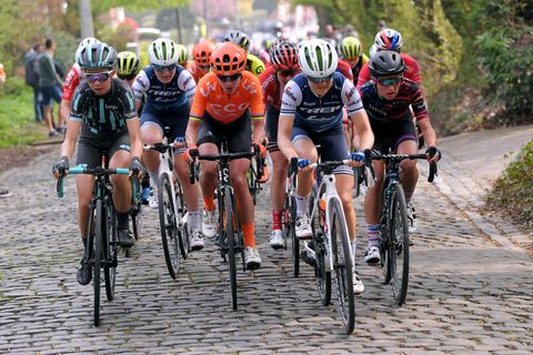 16th tour of flanders 2019   ronde van vlaanderen   women elite