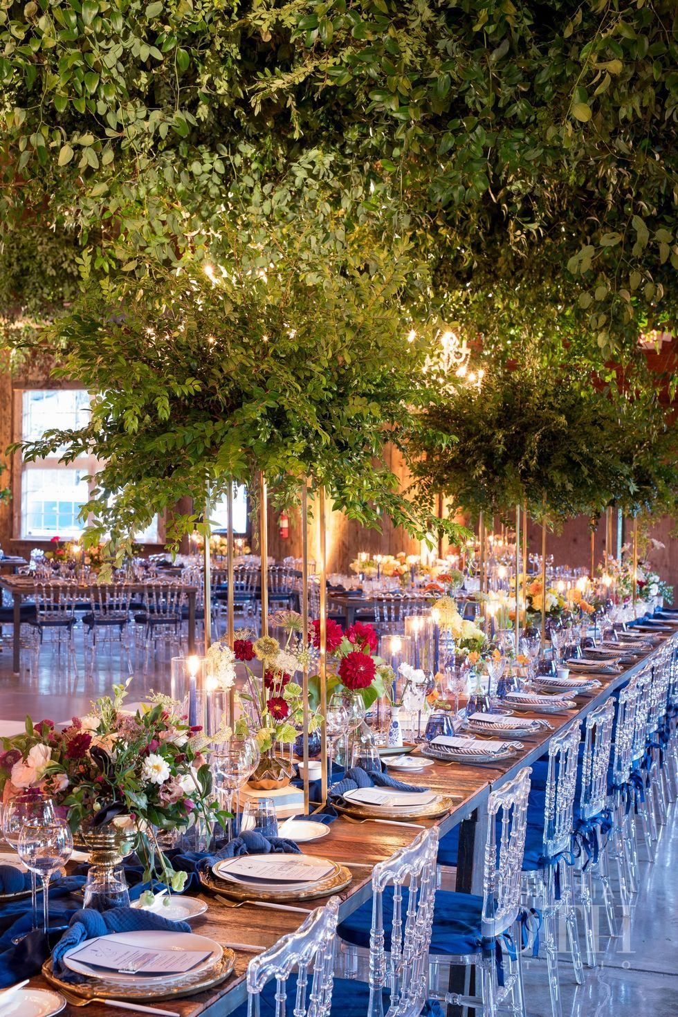 "Unique ""Something Blue"" Décor Tips for Your Wedding"