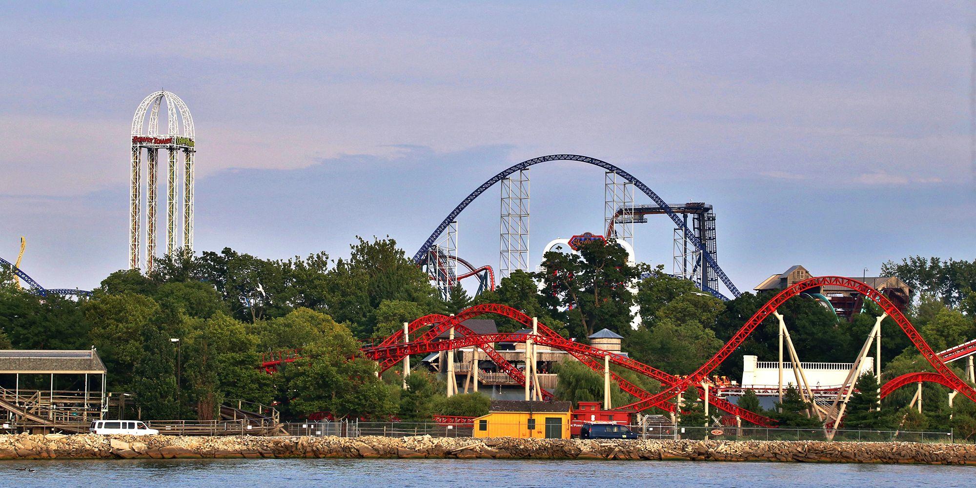 Cedar Point — Sandusky, Ohio