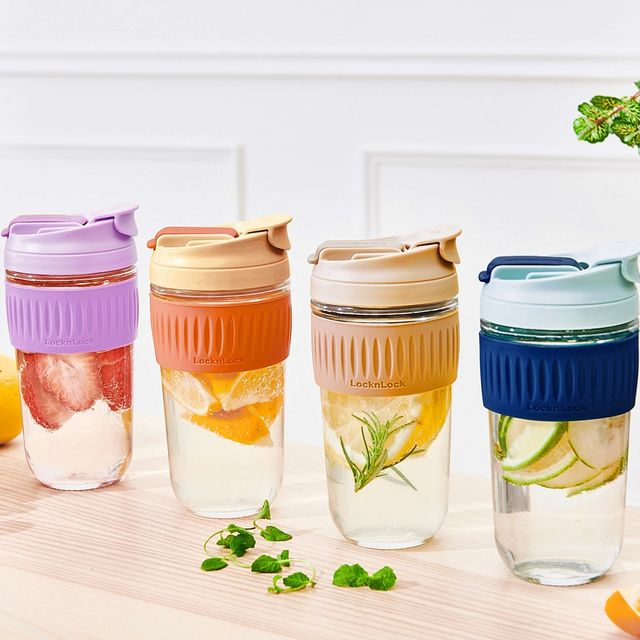 秋冬喝飲料必備!樂扣「清心北歐隨行杯」推出4款新色,「tritan珍奶杯」於五大網購平台同步上市!