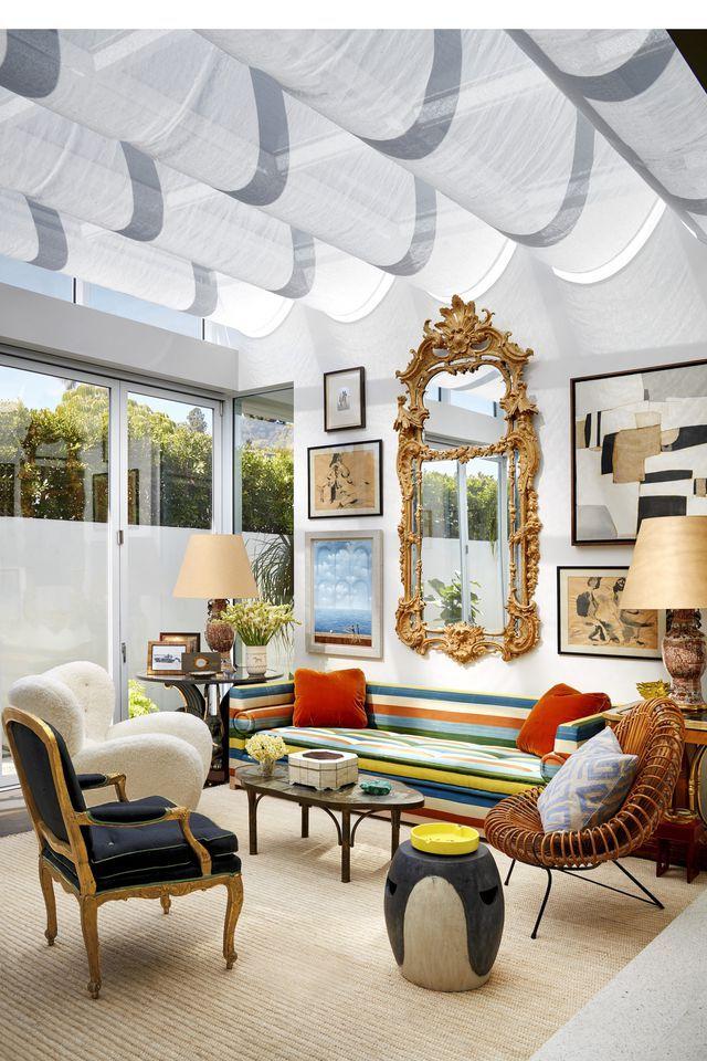 26 stunning ceiling design ideas best ceiling decor paint patterns rh elledecor com