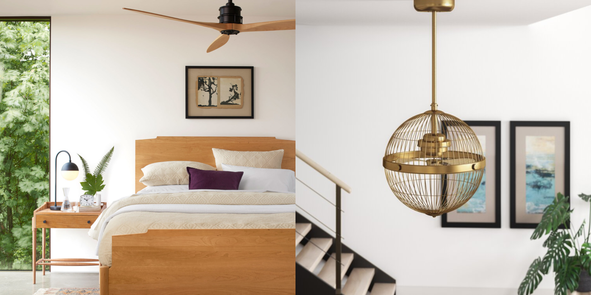 11 Best Modern Ceiling Fans Designer Contemporary