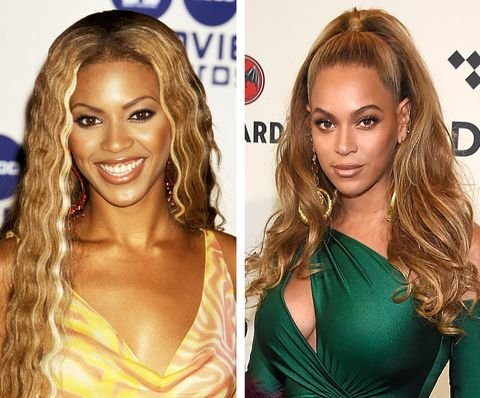 Celeb Clone Imposters Theories Beyoncé