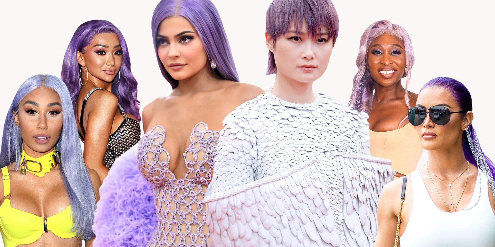 16 Lavender Hair Ideas to Try Now