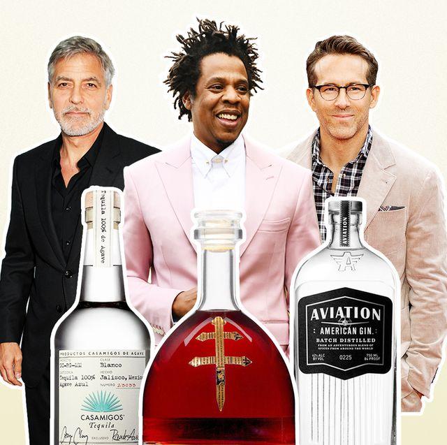 best celebrity spirits