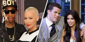 Celeb marriages that lasted less than a year