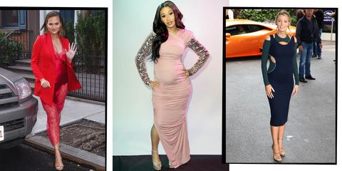 0b9c4981a988a These Pregnant Celebrities Know How To Do Maternity Style
