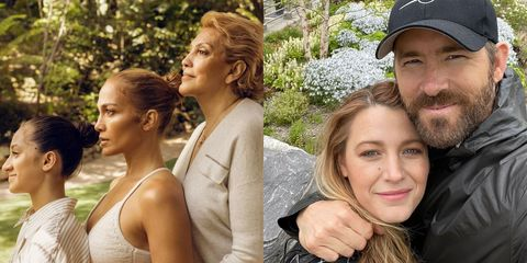 celebrity mother's day instagrams