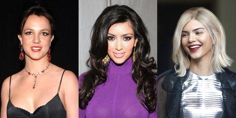 celebrity scandal kim kardashian Britney Spears Kendall Jenner