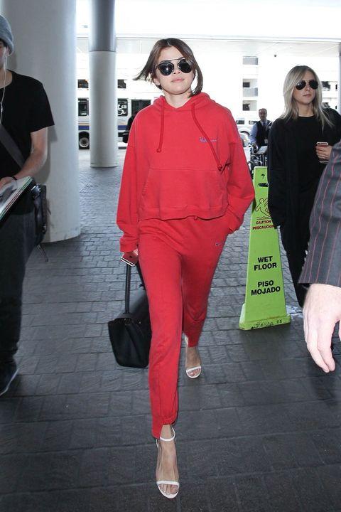 Selena Gomez Vetements