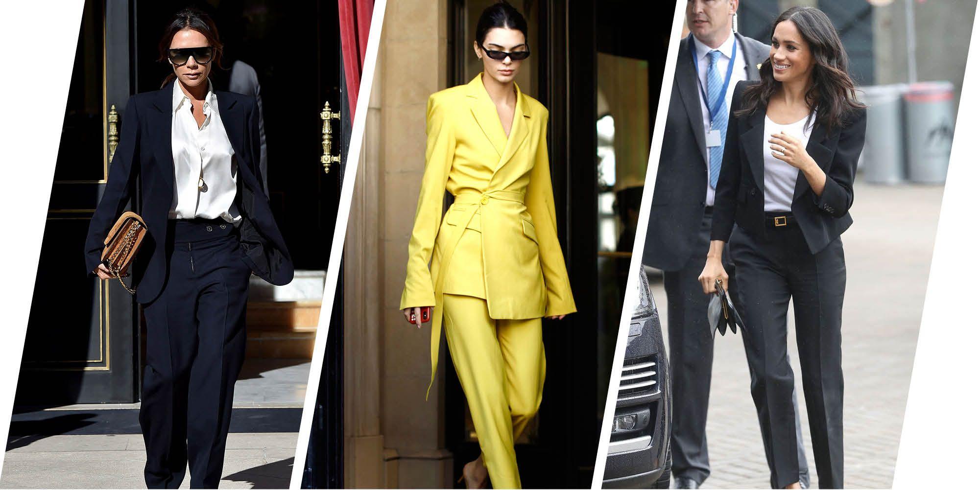 Suits & Sets Fashion Business Office Blazer Women Work Suit Set Blue Jacket Vest Blazer Trousers Pantsuit For Women Autumn Winter 2017