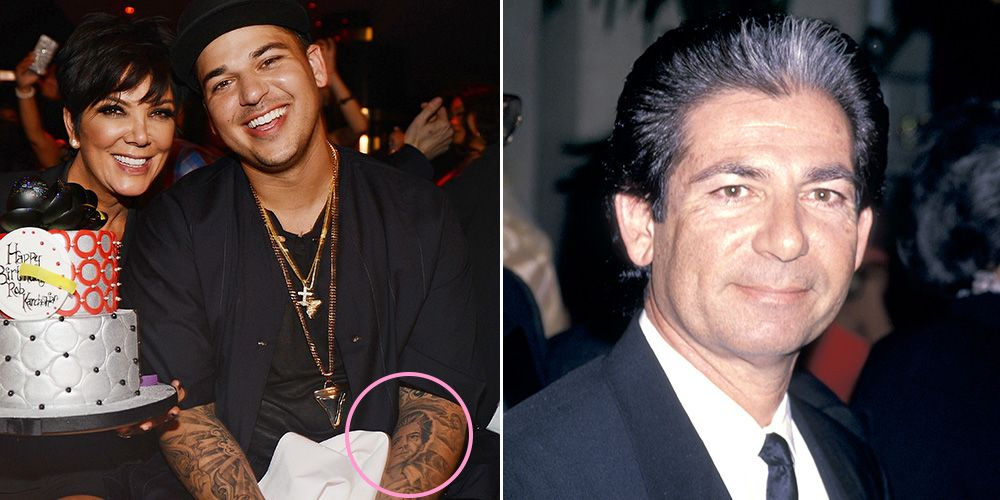 14 celebrities with tattoos of other celebrities