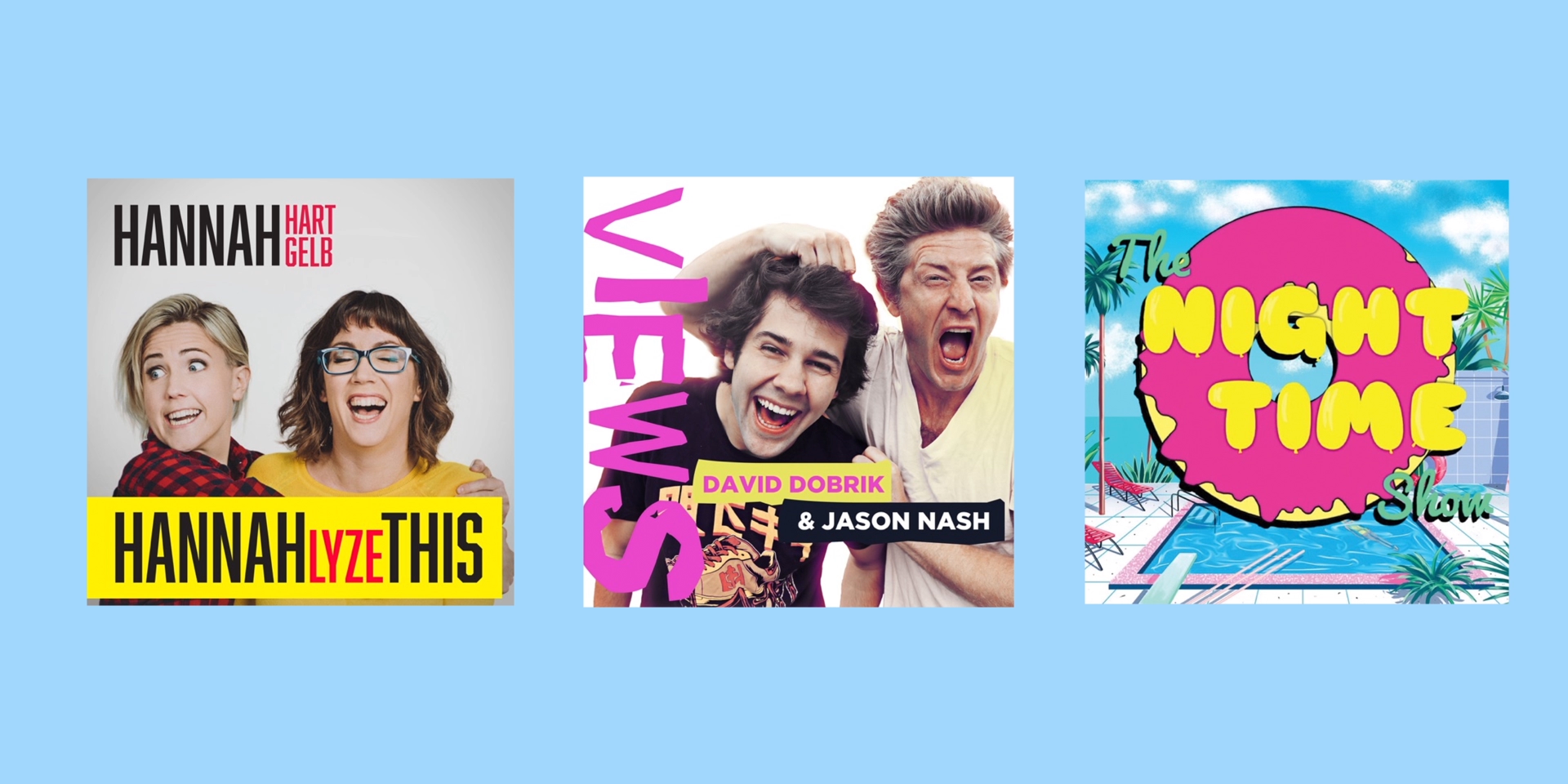 13 of the Best Celebrity Podcasts You Have to Binge Now