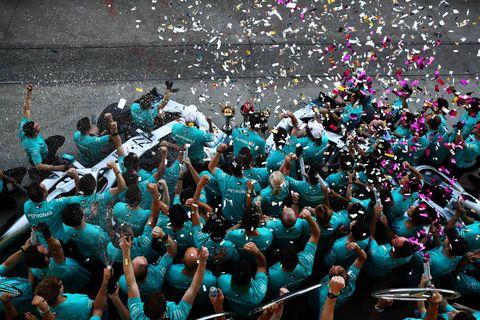 Celebración Mercedes