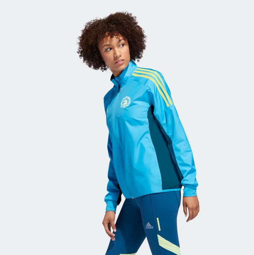 adidas boston marathon jacket 2017