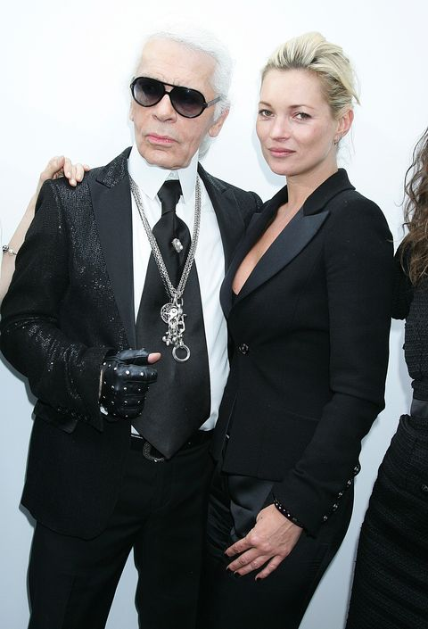 Celebrities at Chanel Fall-Winter 2009-2010 Ready to Wear Fashion Show in Paris, France On March 10, 2009.