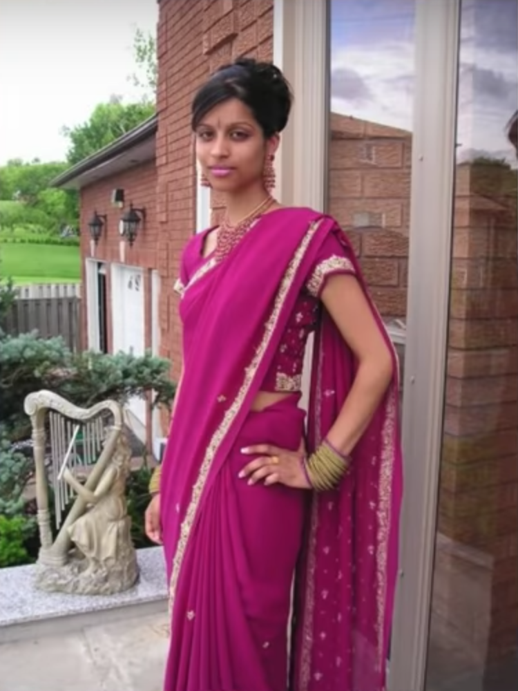 Celebrities at Prom Lilly Singh