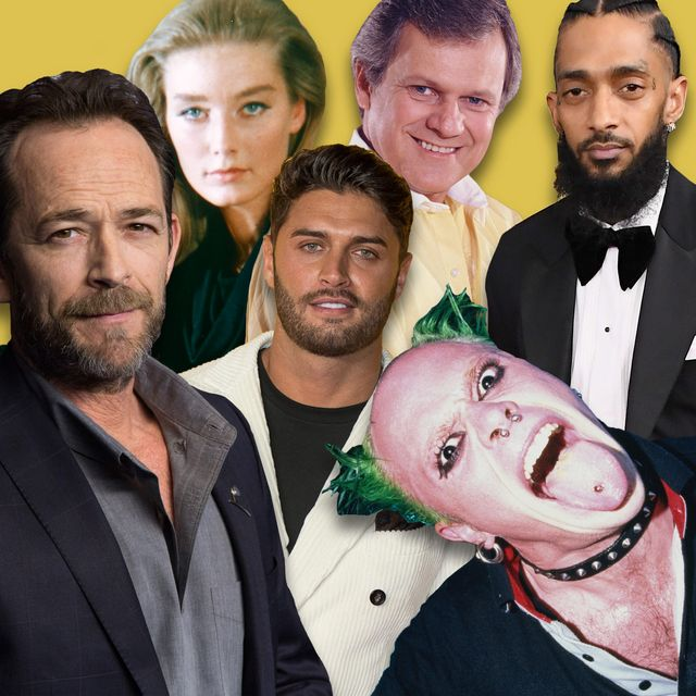 3779e721 Celebrities who have died in 2019, Luke Perry, Tania Mallet, Ken Kercheval,