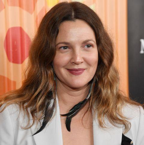 celebrities embracing aging drew barrymore