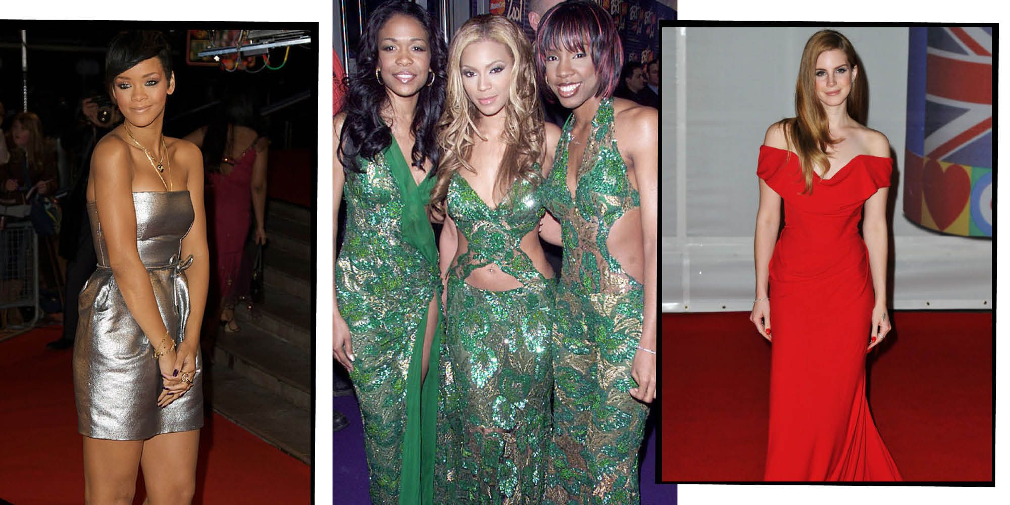 Celebrities Attending Their First BRIT Awards: From Beyoncé And Rihanna To Adele