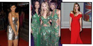 brit awards dresses