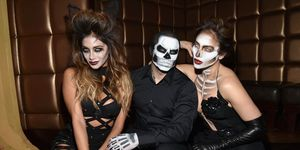 Celebrities verkleed voor Halloween