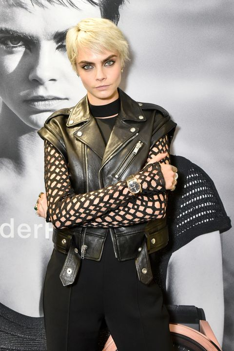 Celebrities Hookups Cara Delevingne