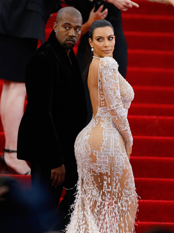 Celebrities Hookups Kim Kardashian Kanye West