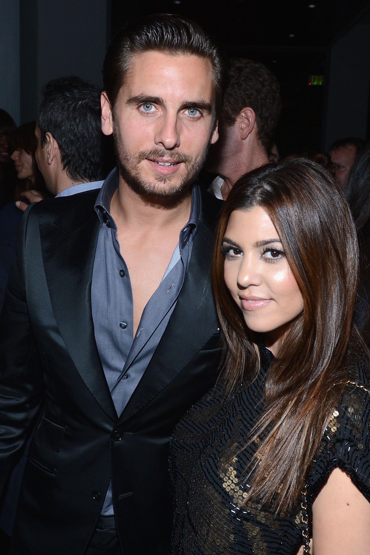 Celebrities Hookups Khloé Kardashian Scott Disick