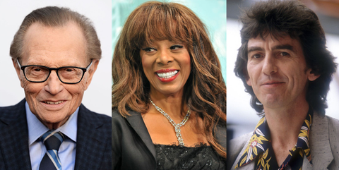 celebrities with lung cancer