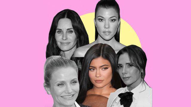 celebrities que se arrepienten de las operaciones