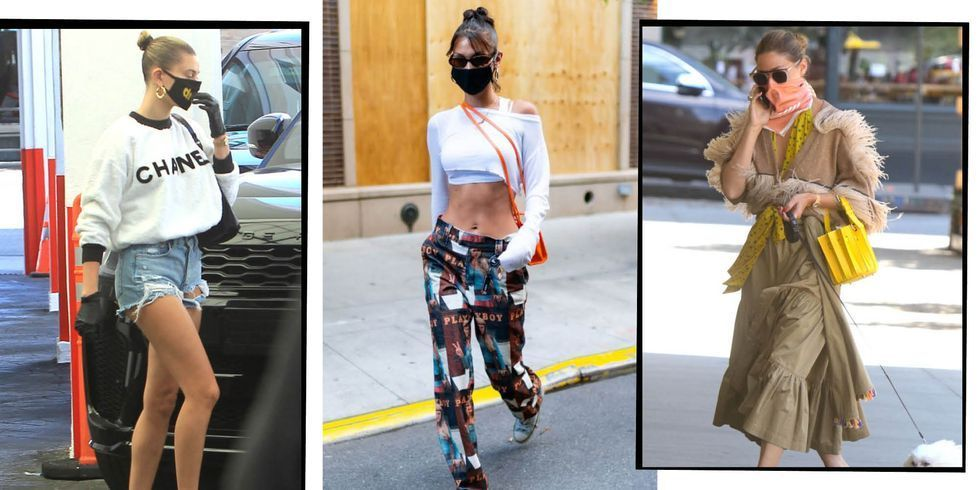 Photo of Celebrities Wearing Face Masks During The Coronavirus Pandemic