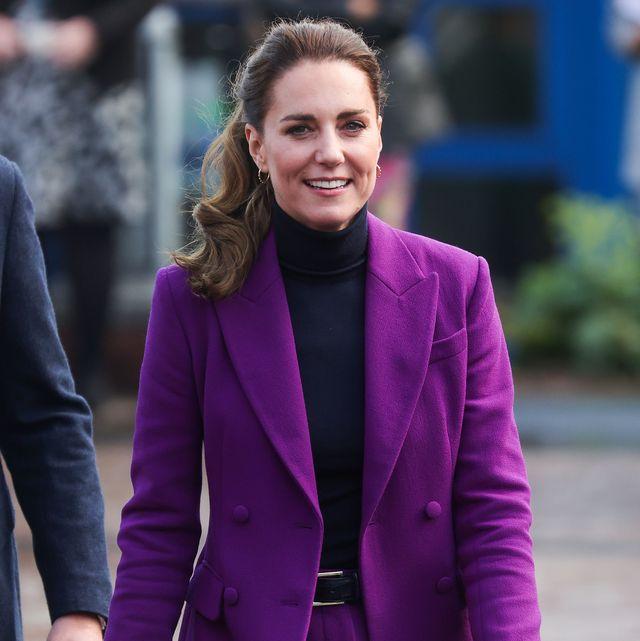 duchess of cambridge style  celebrities wearing suits