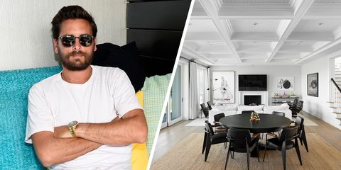 celebrities who rent out their homes