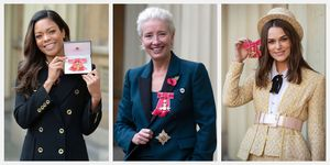 celebrities with royal honors knight dame cbe mbe obe