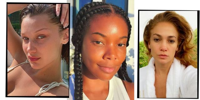 10 Celebrities Without Make-Up Inspiring Us To Embrace Our Skin And Bare All
