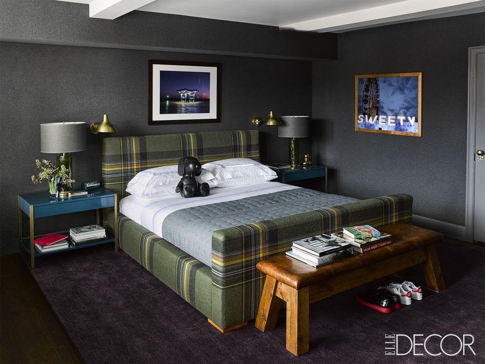 Best Bedrooms In Celebrity Homes